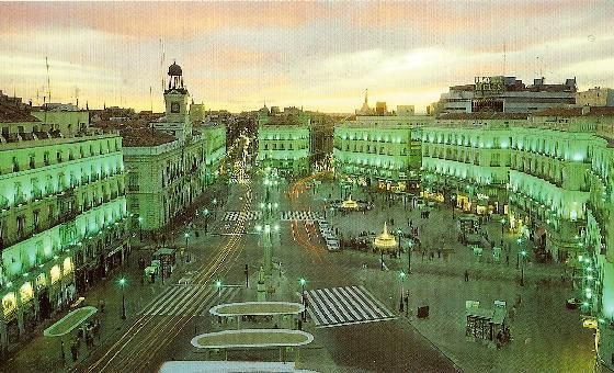 plaza del sol madrid places travelled madrid spain spain holidays rh pinterest ch