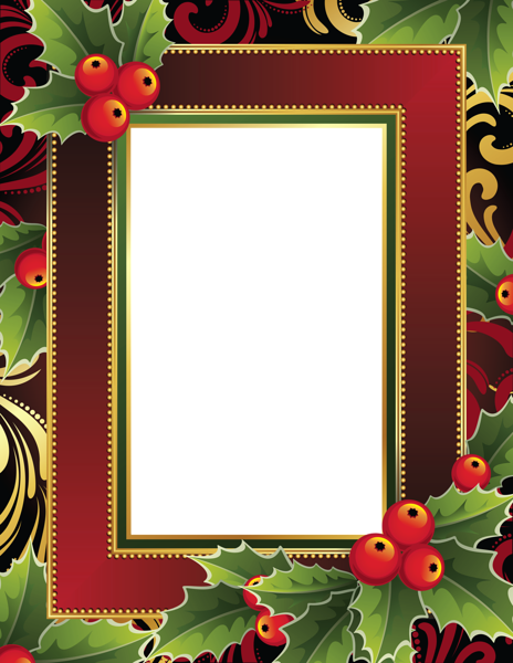 Pin by Pauline Zinie on Frames/Borders/Corner Accents   Frame, Christmas, Christmas frames