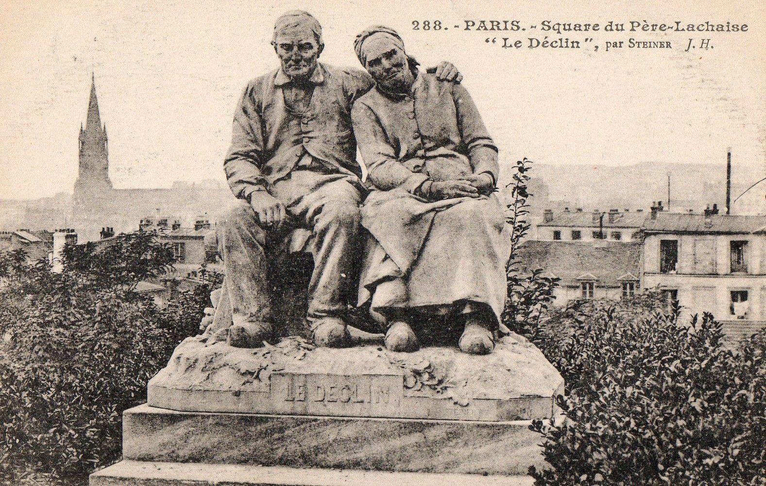 'Le Décline'. About 1925