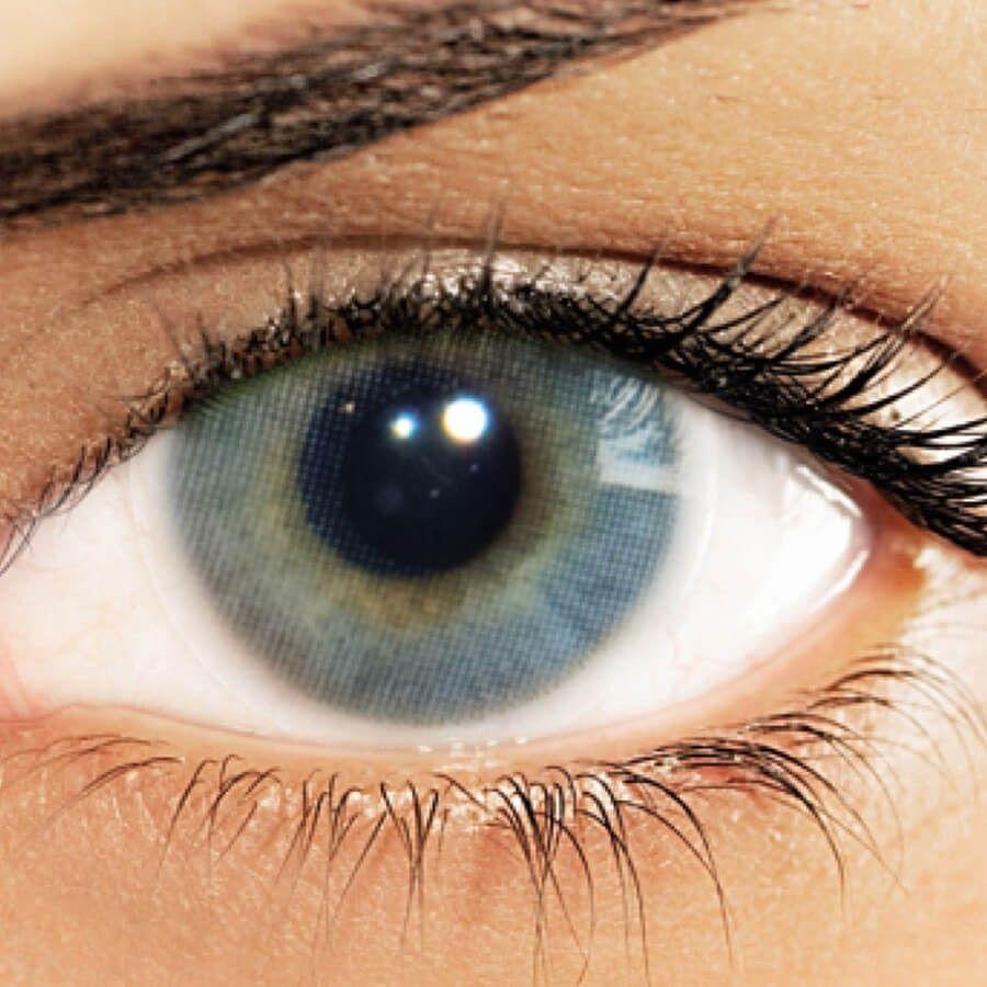 colored contact lenses solotica hidrocor grey (grafite) | wishlist