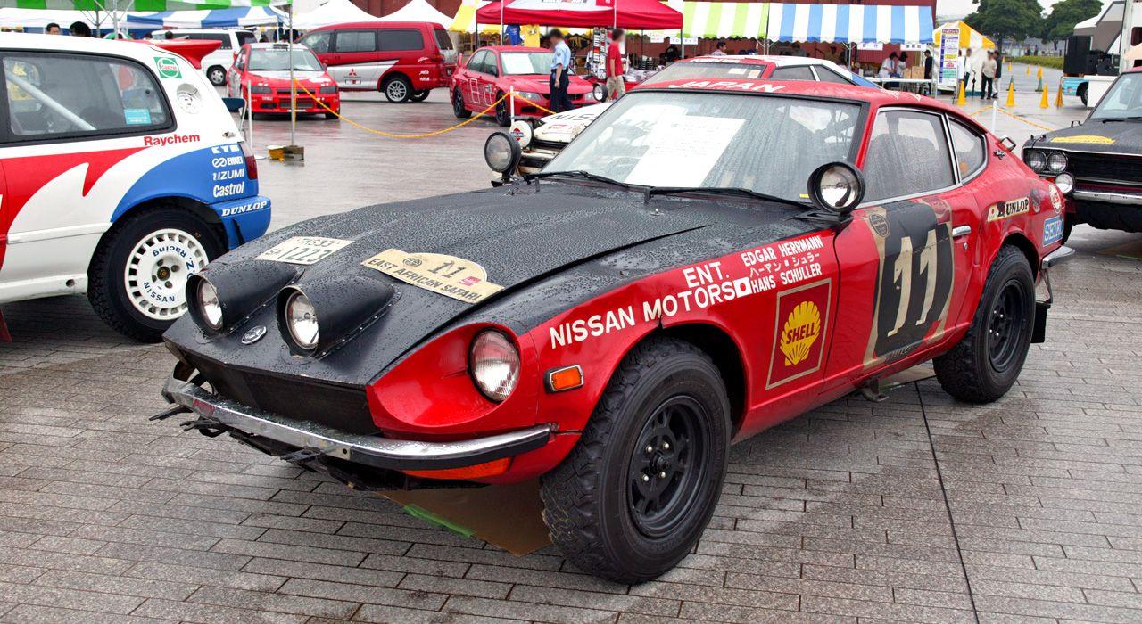 Datsun fairlady 240z 001 international championship for datsun fairlady 240z 001 international championship for manufacturers wikipedia vanachro Gallery