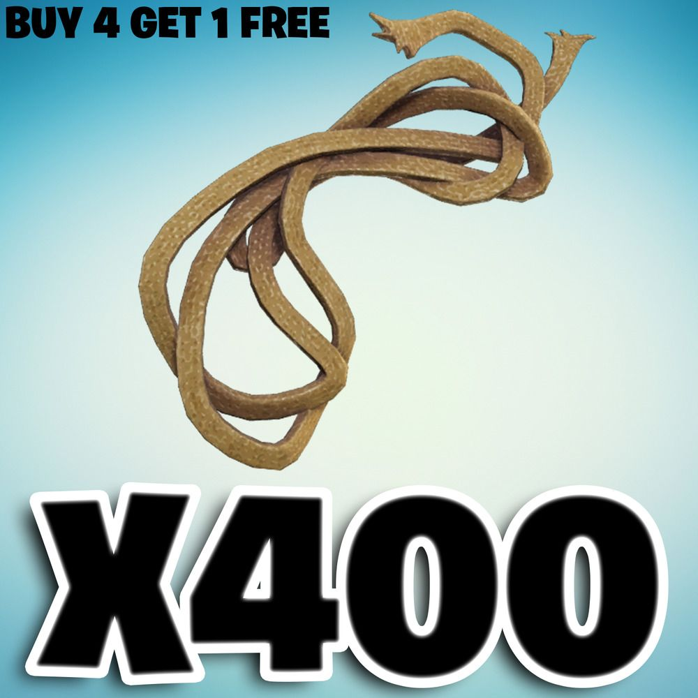 Fortnite save the world x400 stringy twine buy 4 get 1