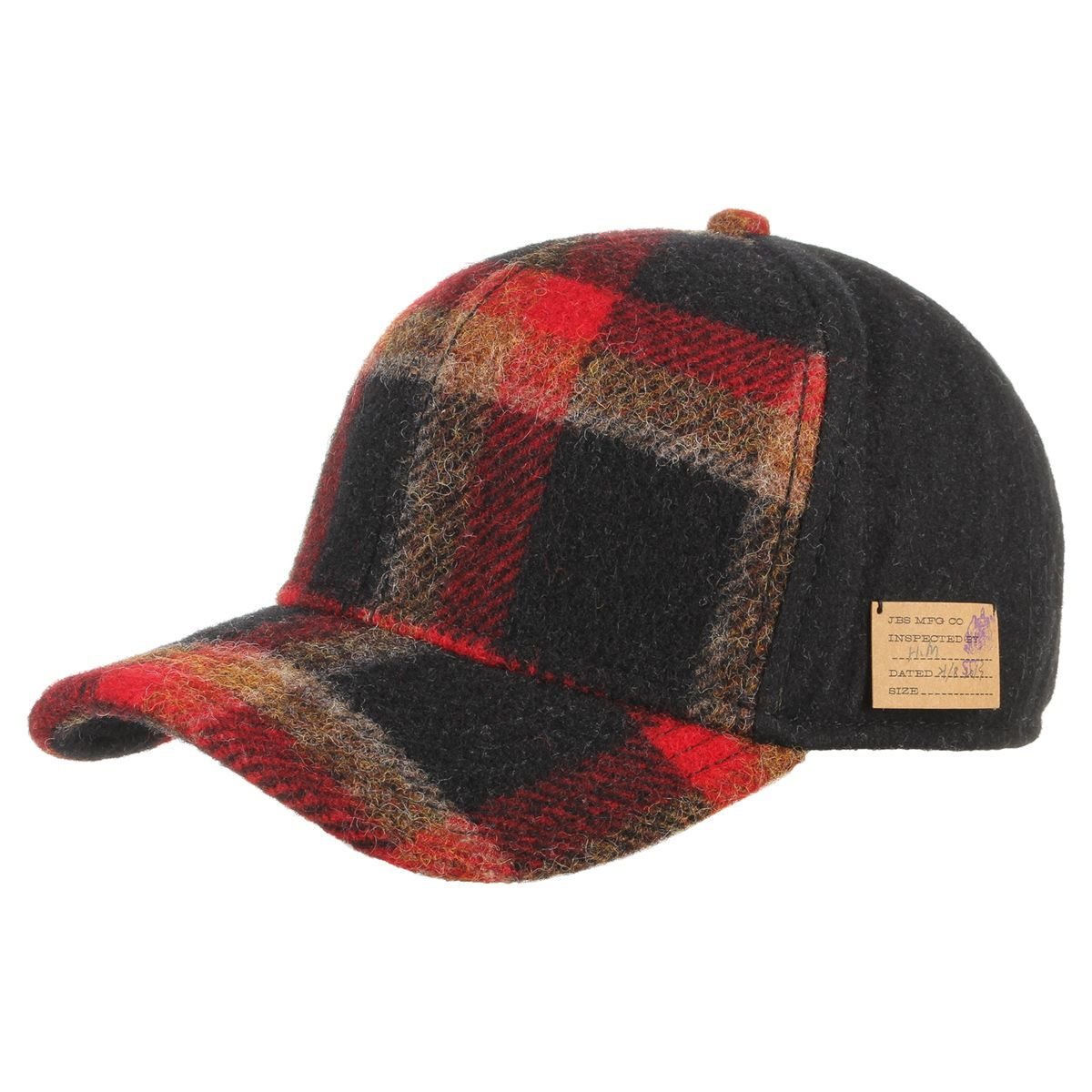 c8080998bfd Campbell Wool Baseball Cap by Stetson