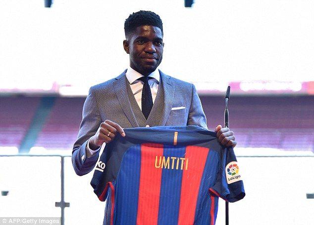 Samuel Umtiti Writes Eloquent And Emotional Letter To Lyon After Signing For Barcelona Barcelona La Liga Emotions