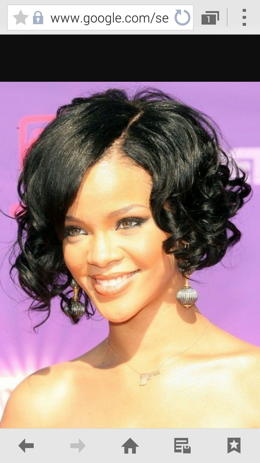 African American Short Curly Hairstyles 2012 Drive