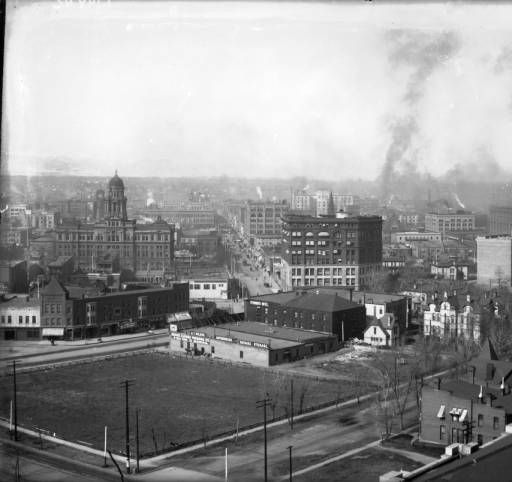 Downtown Denver :: Western History