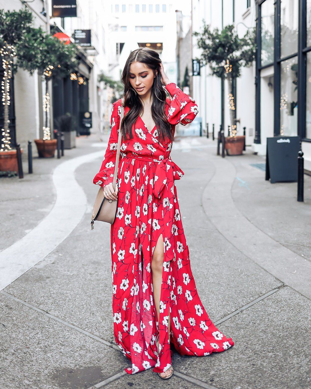 Margo Poppy Long Sleeve Maxi Dress Maxi Dress Summer Dresses Long Sleeve Maxi Dress [ 1280 x 1024 Pixel ]