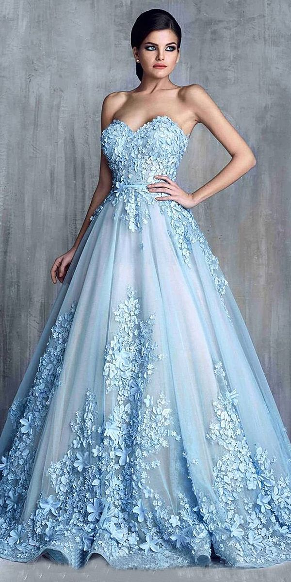 24 Amazing Colourful Wedding Dresses For NonTraditional