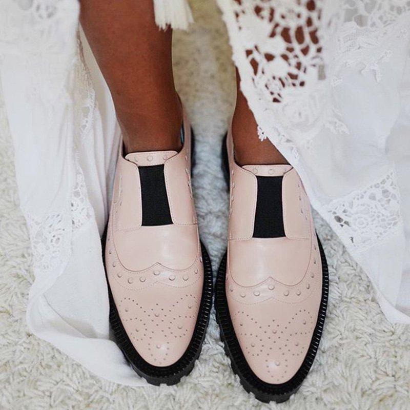 Aviator Vintage Shoes Shoe Addict Beautiful Shoes