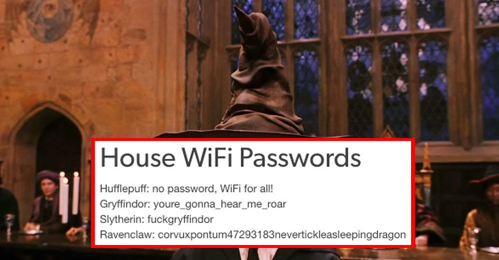 22 Times Tumblr Totally Nailed Your Hogwarts House