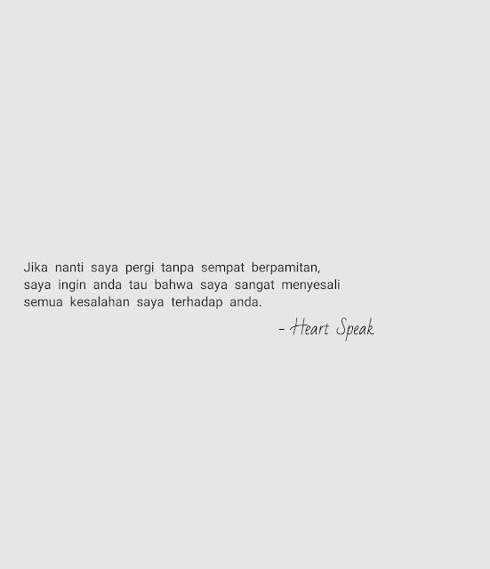 keyword puisi quote kutipan heart speak kata says kalimat galau