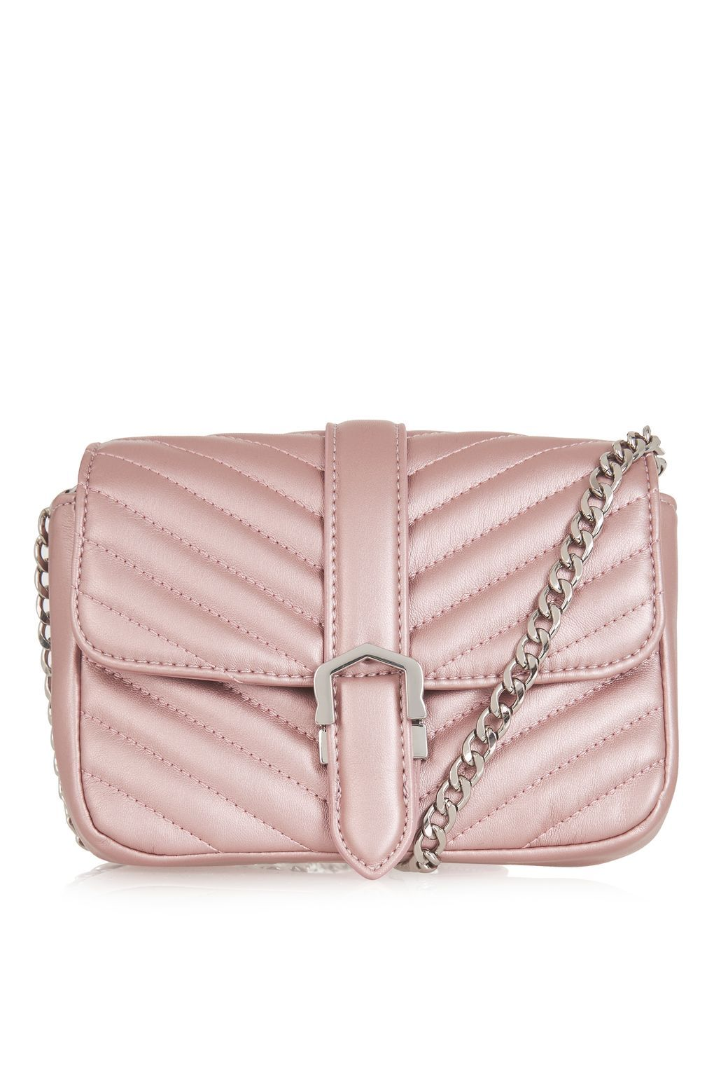 Leather quilted handbags and purses - Magic Quilted Crossbody Bag