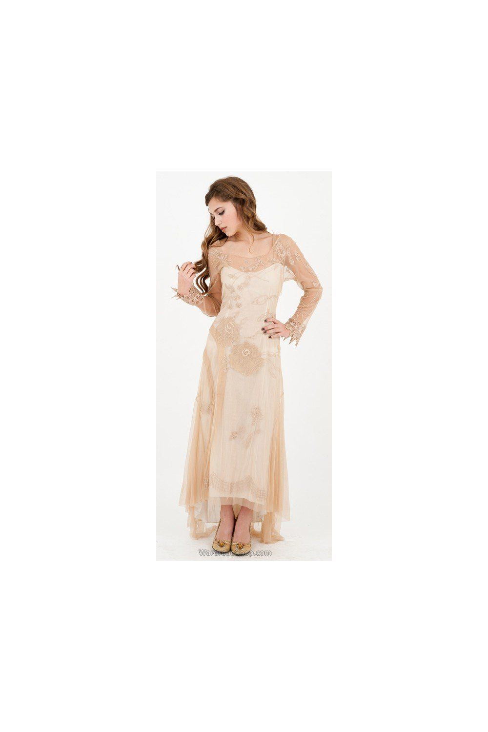 Morning wedding dresses  Romantic Morning Wedding Gown by Nataya  SOLD OUT  Gowns Romantic