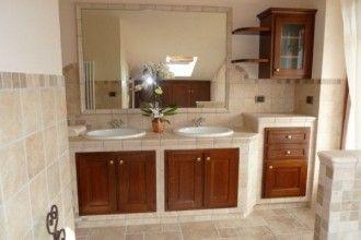 Bagni In Muratura Classici Casa Pinterest Bathroom Home And