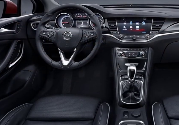 2018 Opel Grantland X Interior Opel Car Design Interior