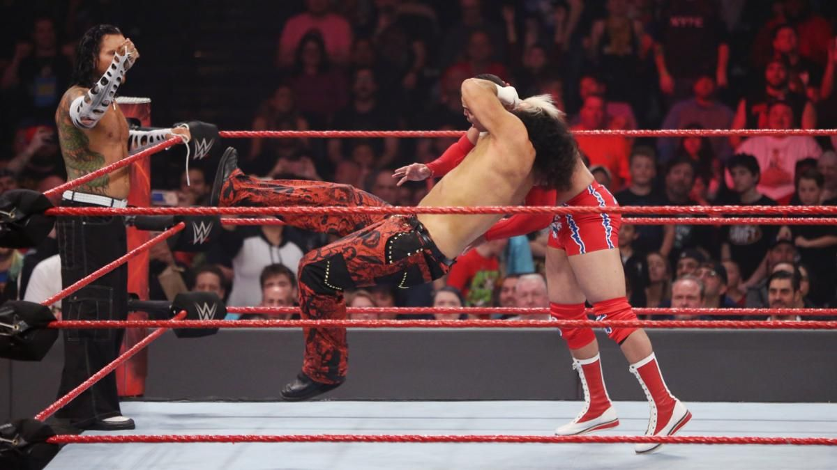 The Hardy Boyz, Cesaro & Sheamus vs. Luke Gallows, Karl Anderson & The Shining Stars: Fotos