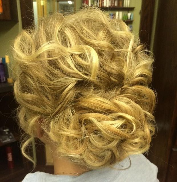 50 Cute and Trendy Updos for Long Hair | Updos, 50th and Prom