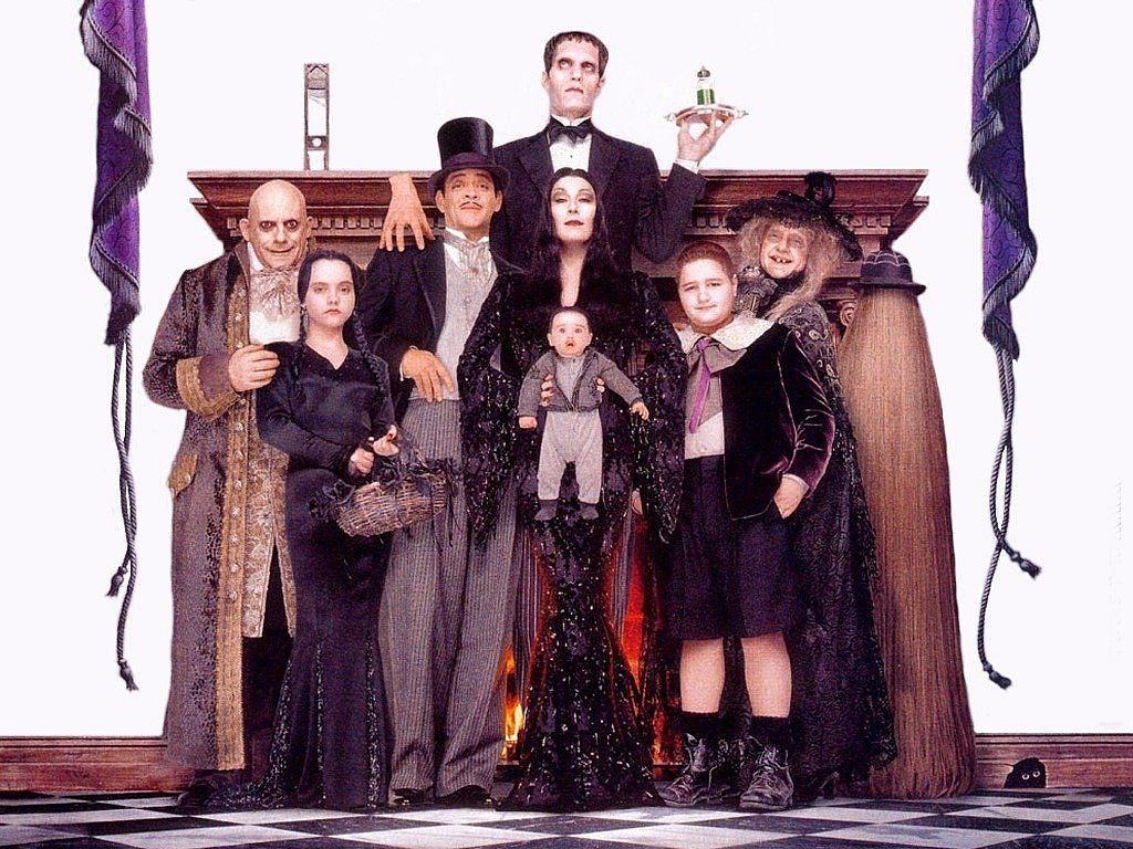 Addams family values daytrippin pinterest movie