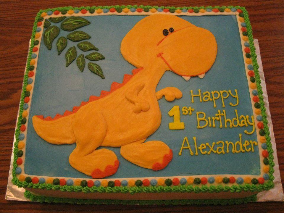 Dinosaur Birthday Sheet Cake Google Search Dinosaur Birthday