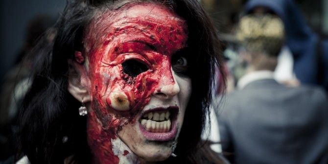 Scary Halloween images halloween Pinterest Halloween images - halloween horror makeup ideas