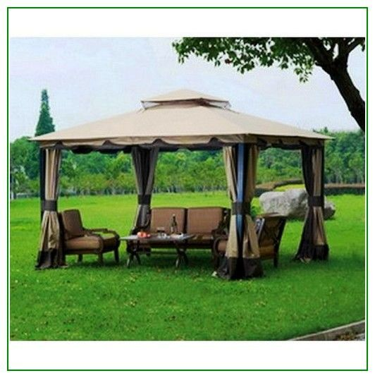 Nice Tips Gazebo Canopy Replacement Lots