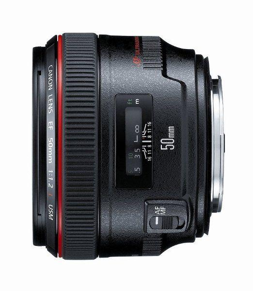 Amazon.com: Canon EF 50mm f/1.2 L USM Lens for Canon Digital SLR Cameras: CANON: Camera & Photo