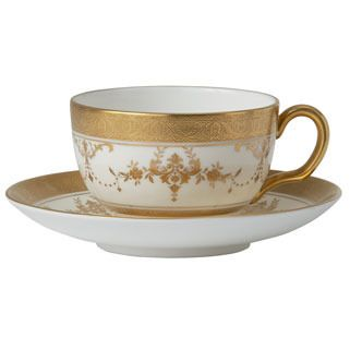 Riverton Low Tea Cup by Tea