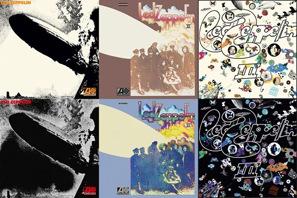 Led Zeppelin Remasters, Unreleased Song Coming in June ...