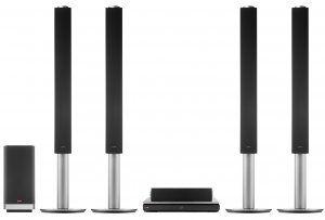LG BH9540TW 9.1 4K ja Smart 3D kotiteatterijärjestelmä langattomilla takakaiuttimilla