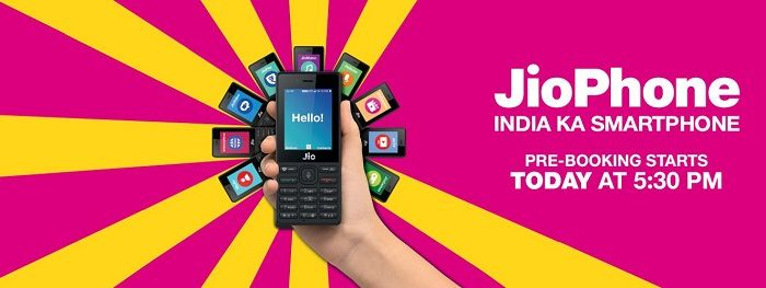 Jio Phone Online Booking How to Order JioPhone, Documents
