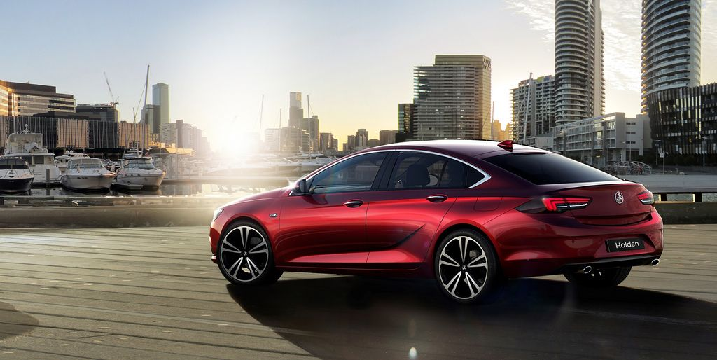 2018 Holden Commodore Unveiled Holden Commodore