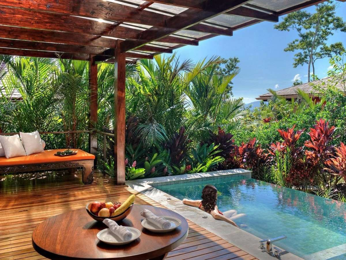 Nayara Hotel Spa Gardens Arenal Volcano National Park Costa Rica Provided By Business Insider