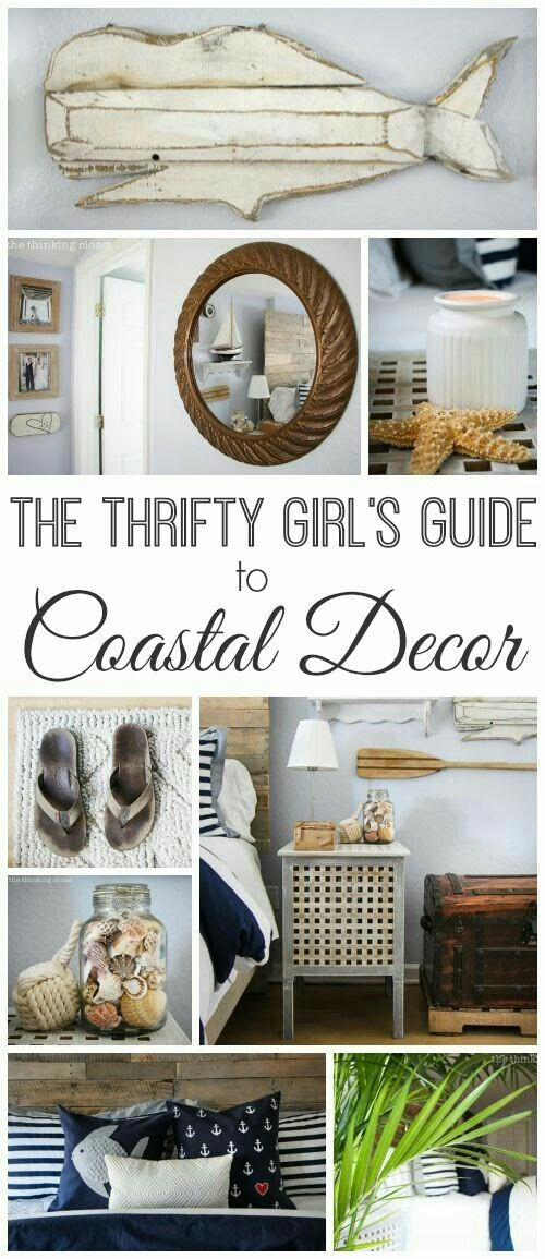 Pin By Laura Martin On Beach House Decor Decorating On A Budget