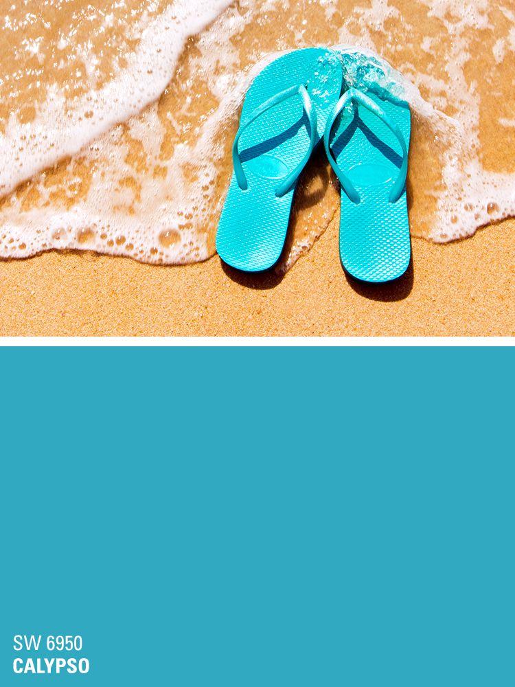 Sherwin Williams Calypso : sherwin, williams, calypso, Sherwin-Williams, Summer, Paint, Color, Inspiration, Colors,, Inspiration,, Sherwin, Williams