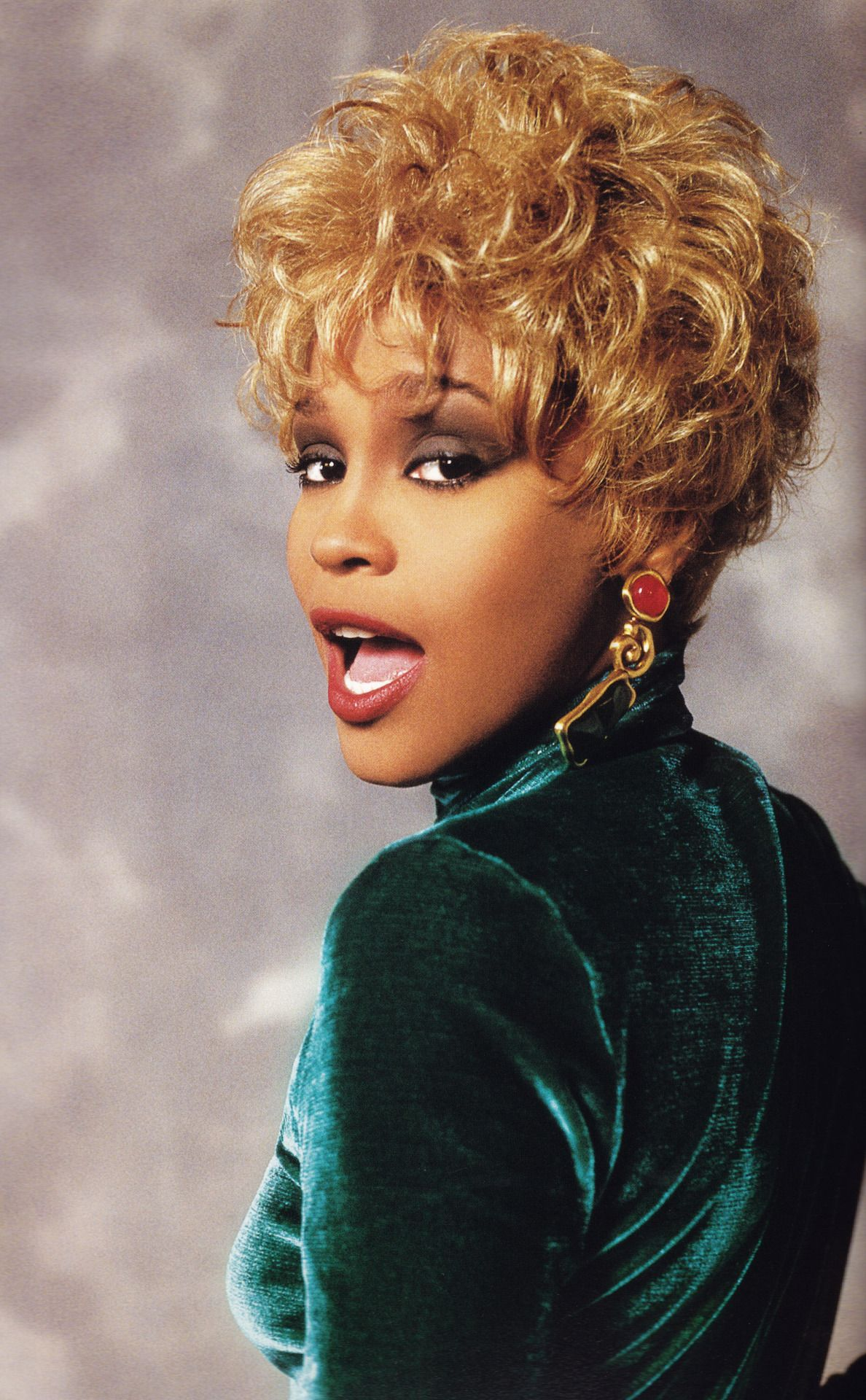 Whitney Houston A Geek of Considerable Ambition Whitney