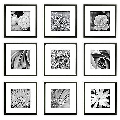 Create a professional-looking wall display with the Gallery Perfect ...