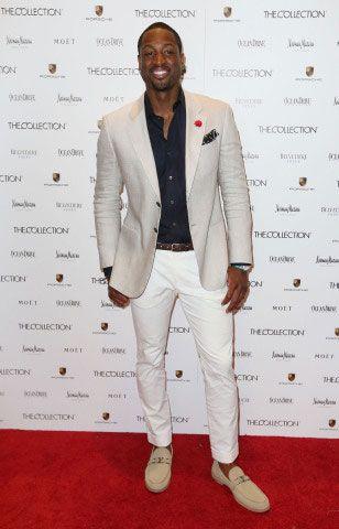 dwyane wade suit capri pants - Google Search | Male Fashion ...