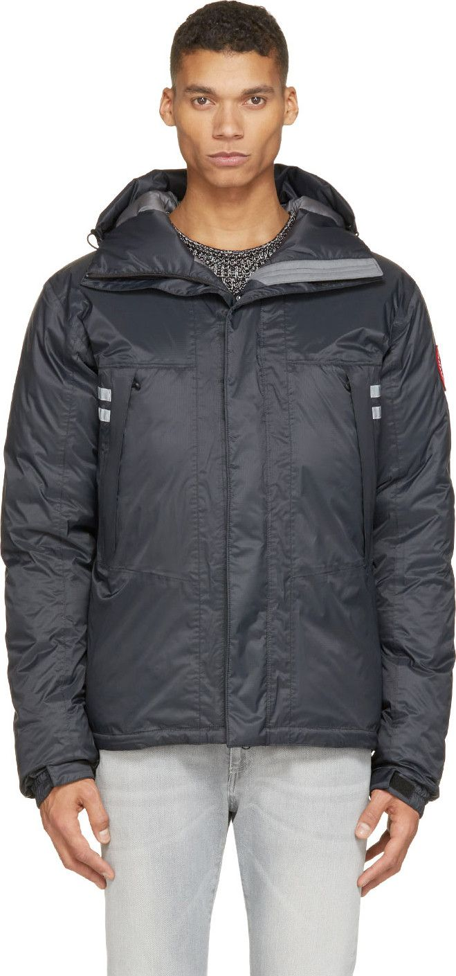 Canada Goose Black Mountaineer Down Jacket Down jacket