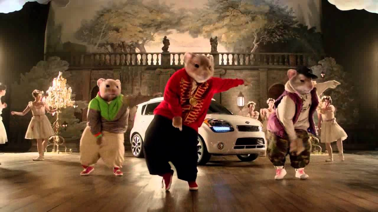 Kia Soul Commercial Song Cars Hamsters And The O39jays On Pinterest