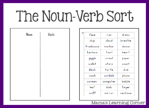 Teach nouns. Fun and free worksheets. Students translate beast ...