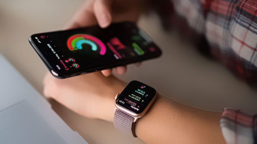 4 مميزات في ساعة أبل تساعدك فى الحفاظ على لياقتك البدنية Smart Watch Wearable Apple Watch