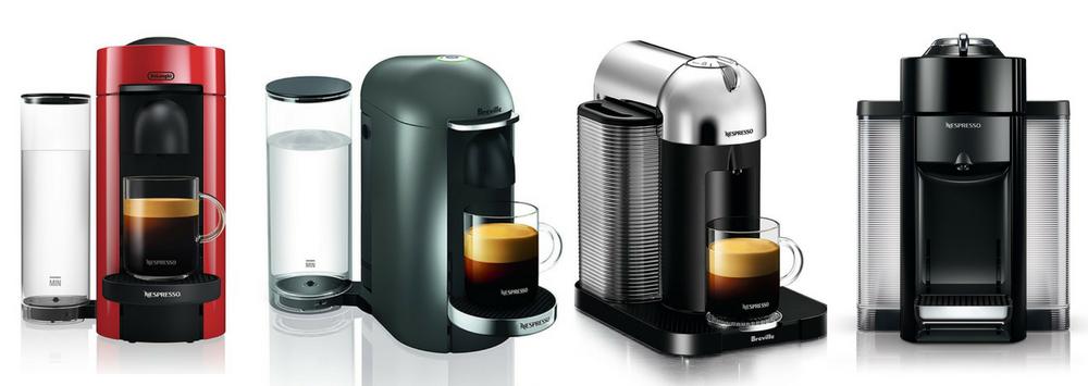 Nespresso Vertuoplus Vs Vertuoplus Deluxe Vs Vertuo Vs Vertuo