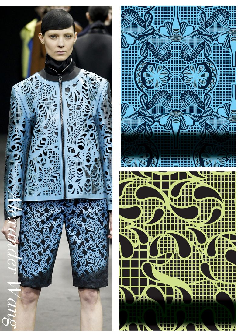 Trend Council:  Print Studio - FW 15/16, Alexander Wang