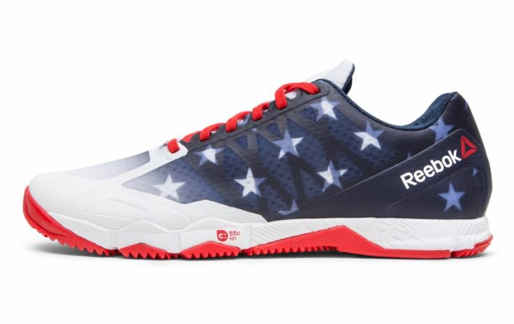 Reebok Crossfit Speed TR - Blue Ink / White / Riot Red | Rogue Fitness
