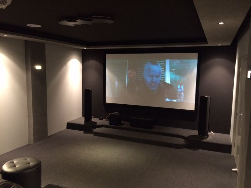 My home theatre - Home Theater Forum and Systems  Home theater