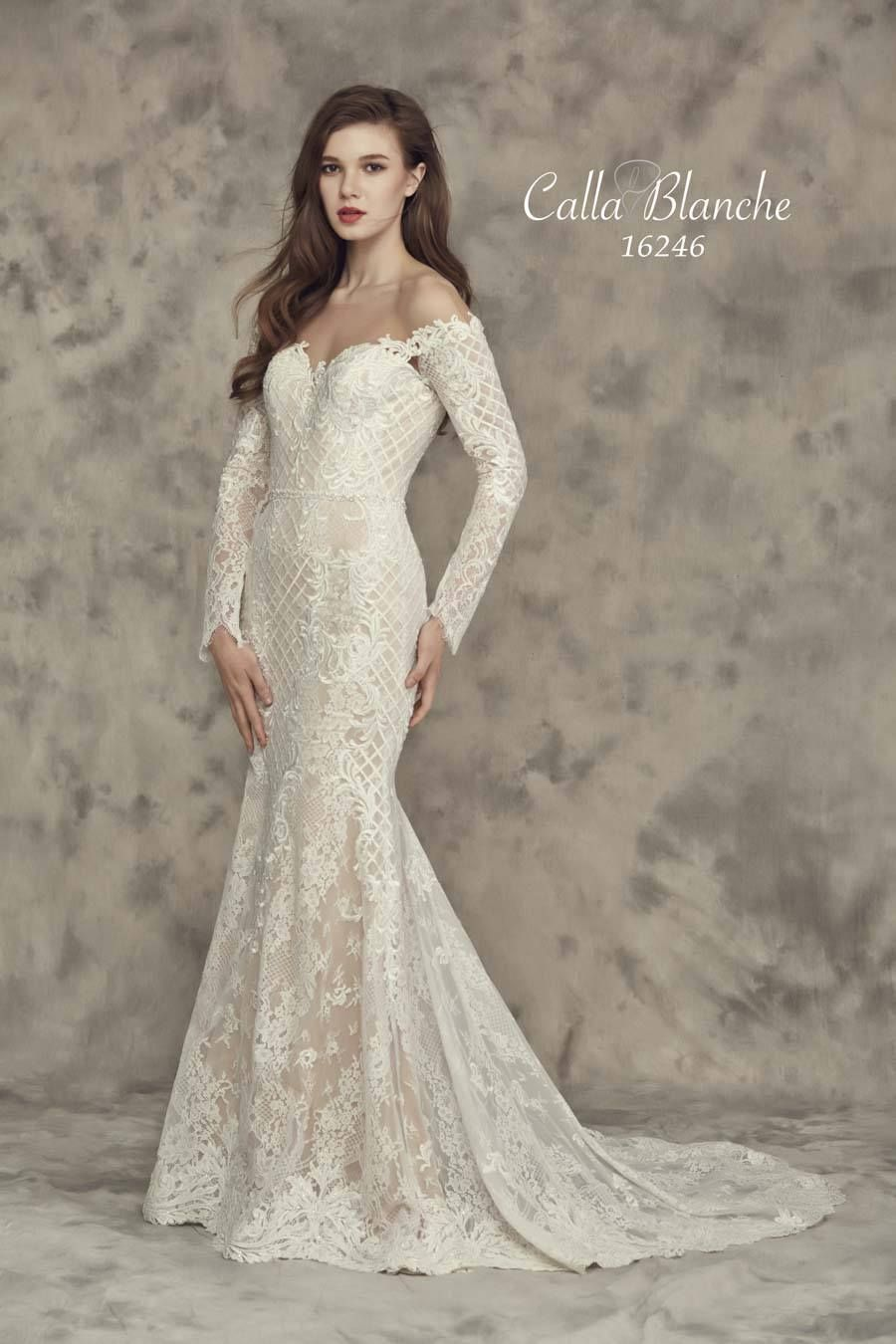 7af3834949 Calla Blanche Fall 2016 Bridal Collection is out of this world gorgeous