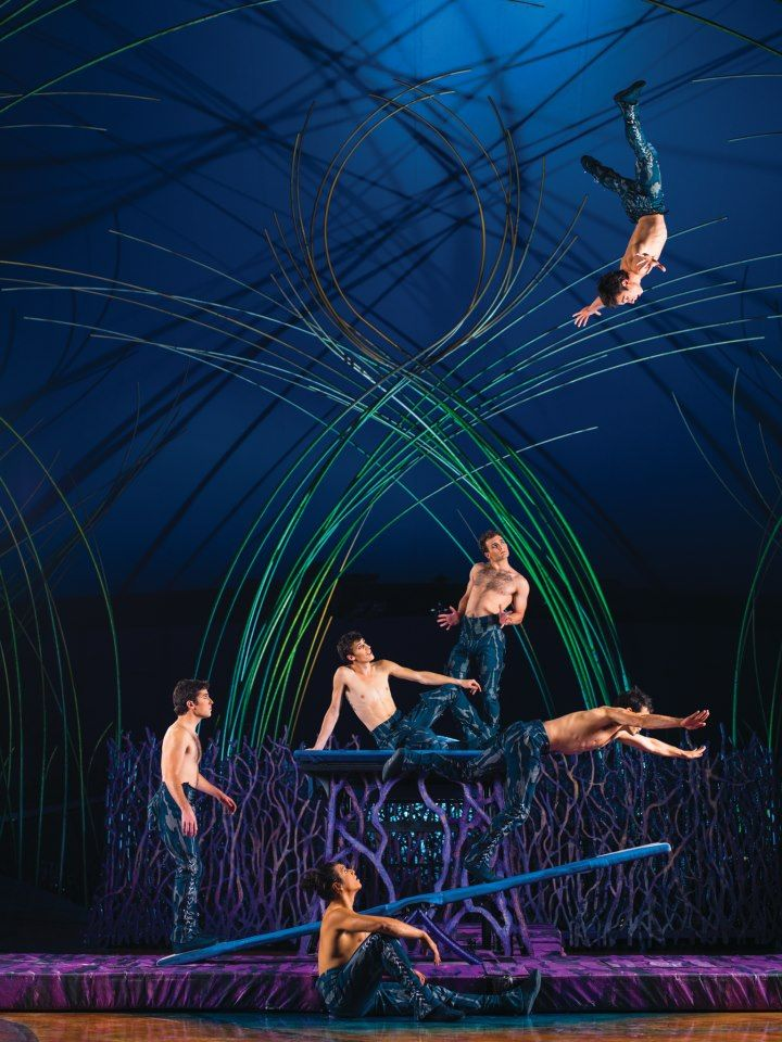 Cirque du Soleil's Amaluna these boys remind me of the