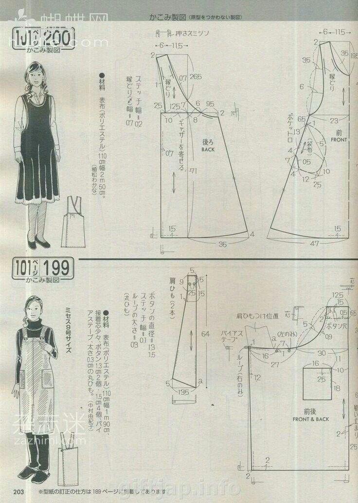 Pin von Barbara Schoen auf SEWING - DRESSES | Pinterest | Sewing ...