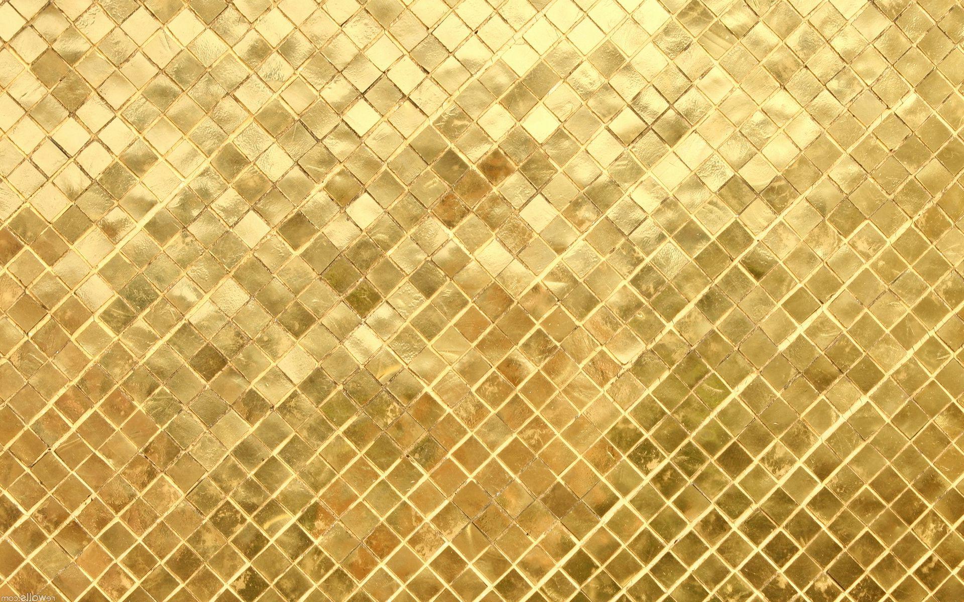 Gold Texture HD Wallpaper