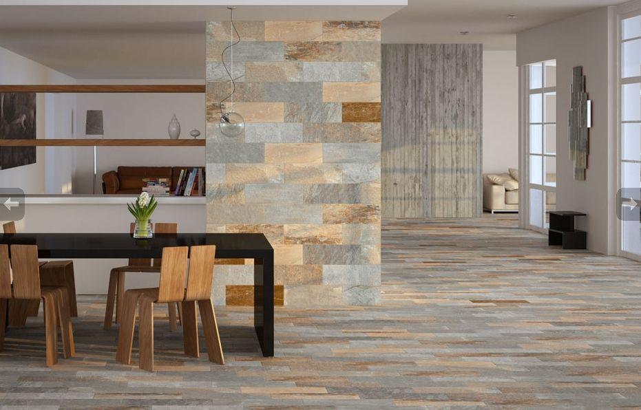 Carrelage Mural Aspect Pierre Slate Effect Tiles House Design
